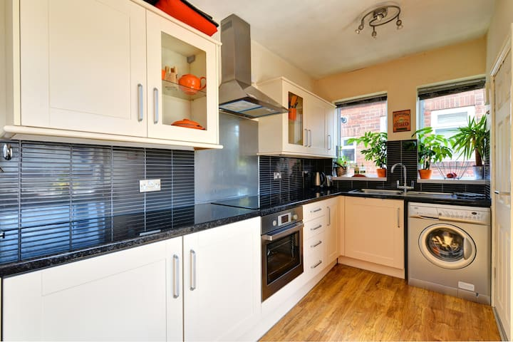 Modern Room in NEWCASTLE flat - Newcastle Upon Tyne - Daire