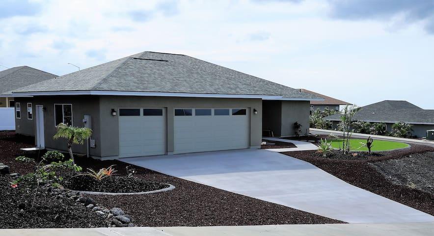 Comfy private bedroom, bathroom, view and Aloha! - Waikoloa Village