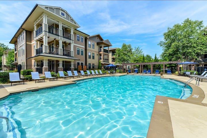 Luxury 2 Bedroom in Johns Creek - Johns Creek - Lägenhet
