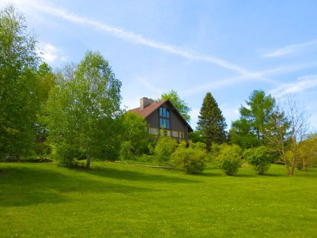 Serenity on 22 acres with a pool - Copake - Hus