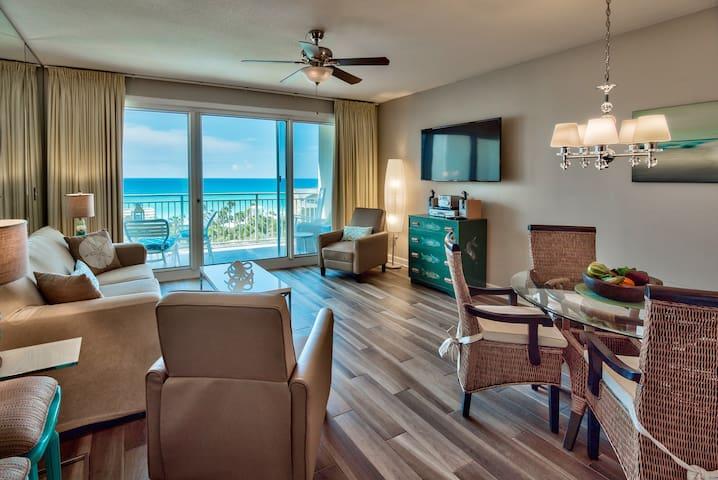 Ocean Paradise - Beach views in perfect location - Destin - Apto. en complejo residencial