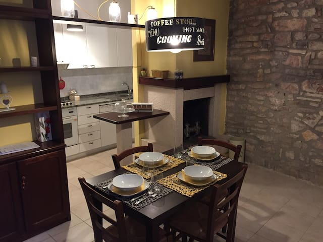 Delizioso Appartamento Assisi Family House - Assise - Appartement