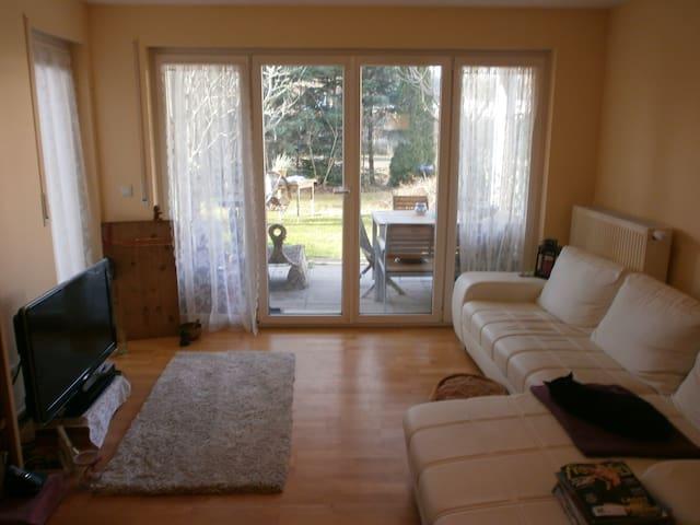 Wohnung mit romantischem Garten - Kirchzarten - Daire