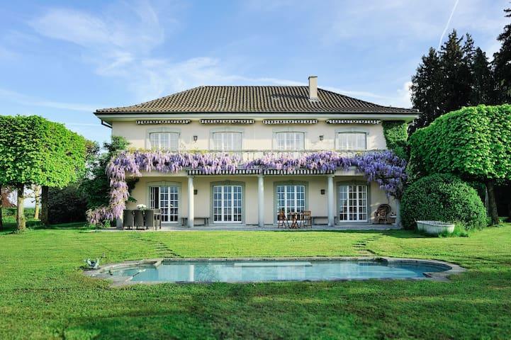 Holiday Villa Lucerne Switzerland - Lucerne - Villa
