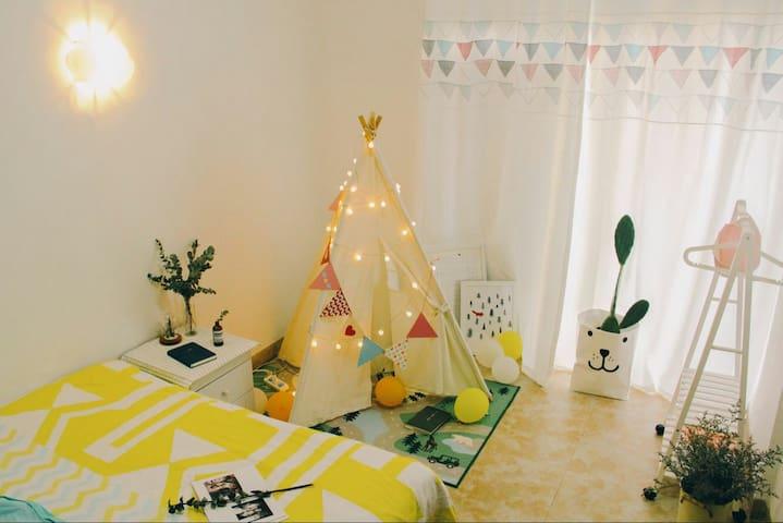【SmileRoom】 春日里一场不愿醒来的梦 - 漳州 - Appartement