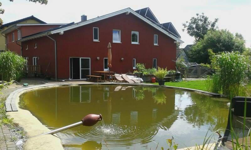 3-4 Zi. Im Haus. Bei Flensburg - Freienwill - Ev