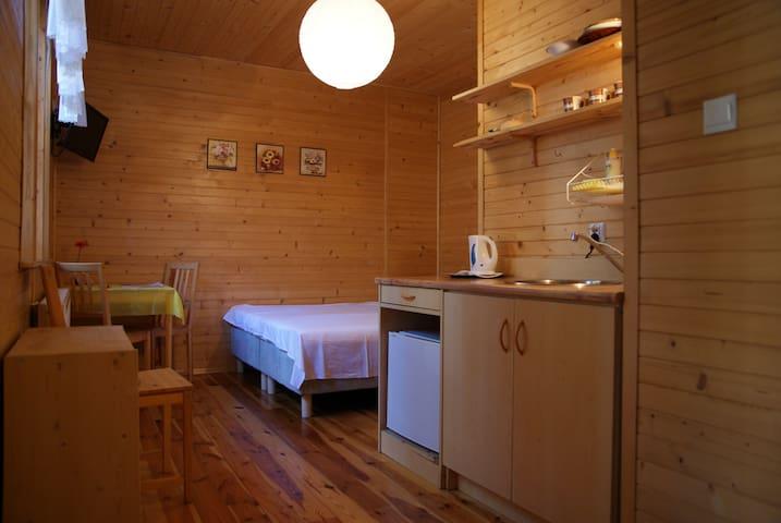 "Gästehaus ""U Pediatry"" - Standard DZ Nr. 6 - Pobierowo - Daire"