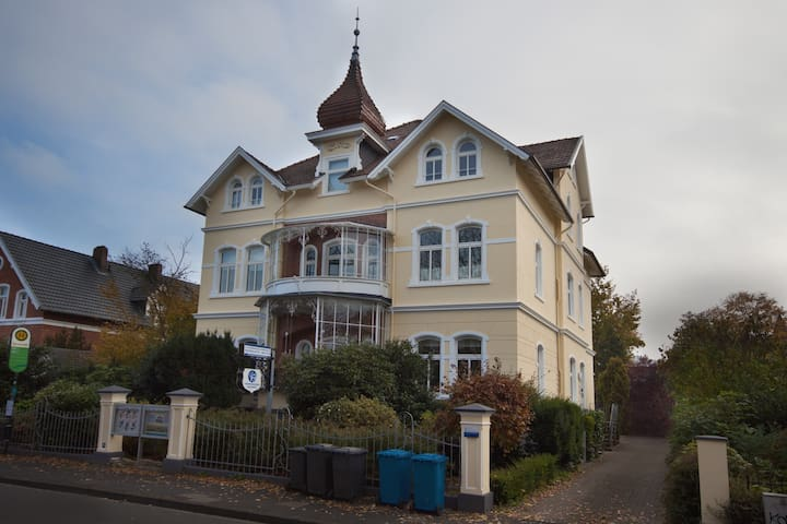 Cityapartments Bad Oeynhausen in Kurparknähe - Bad Oeynhausen - Appartement
