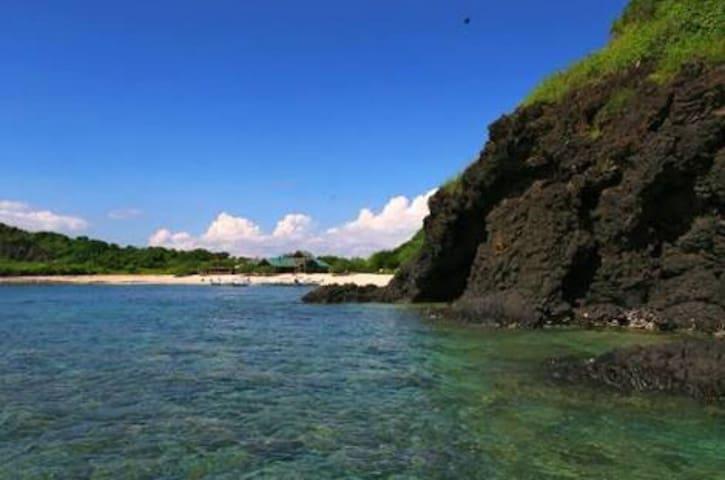 Beachfront House in Anilao Batangas - Tanauan - Dom