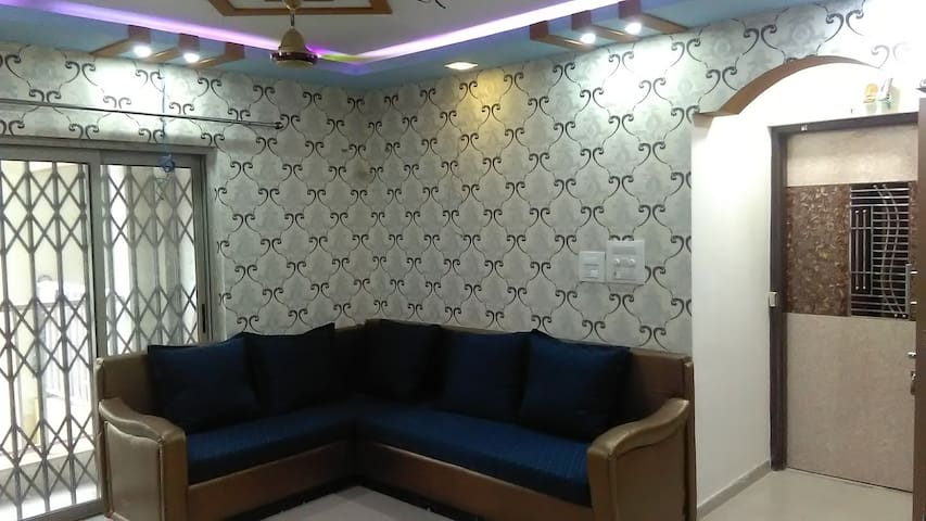 Large Apartment for Long Stay - Maharashtra - Appartement