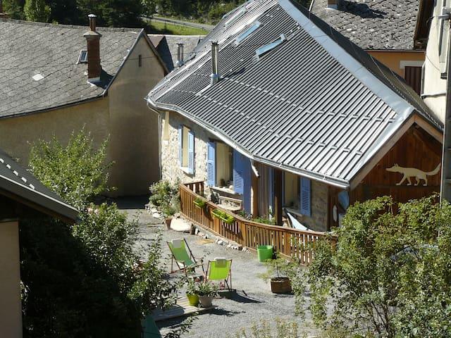 44 m carrés maison ancienne barcelo - Saint-Pons - Appartement
