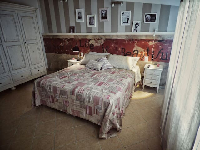 THE POET HOUSE - Greve in Chianti - Loft