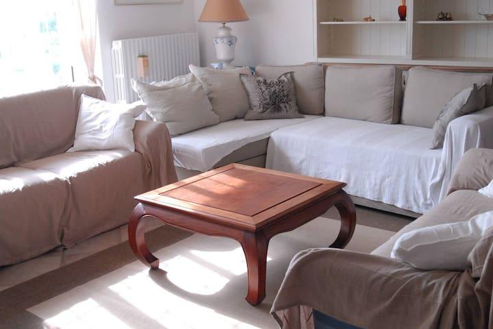 Al Casale - stanza matrimoniale - Rignano Flaminio - Villa