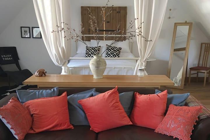 Luxury Studio Apartment - Berkhamsted - 公寓