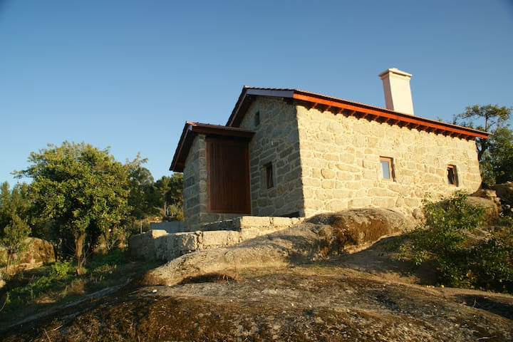 Casa da Fernanda - Póvoa de Midões - Casa de campo