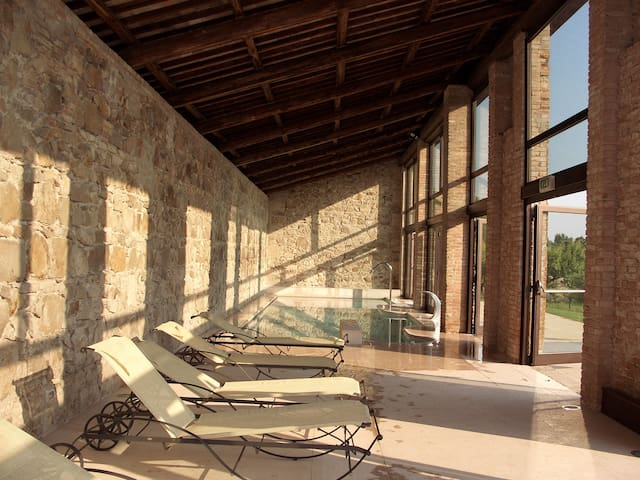 Granaio - Stunning ancient castle with heated pool - Provincia di Padova