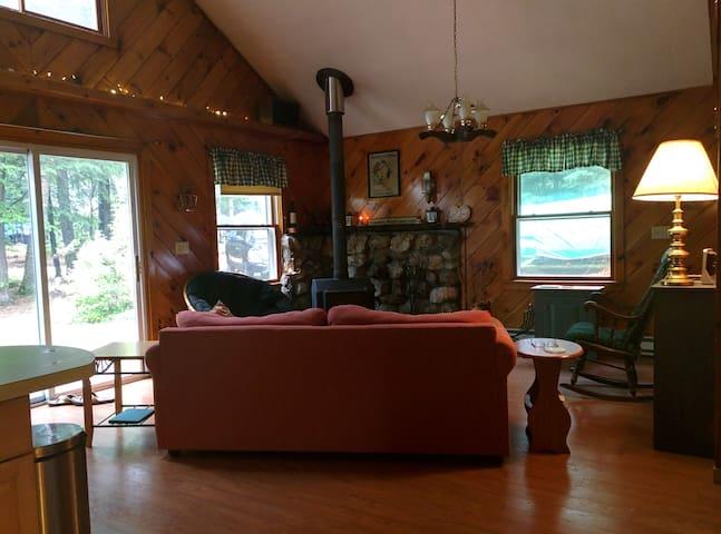Suissevale Cabin - Moultonborough