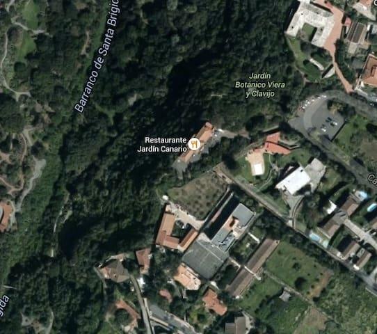 Casa n entorno tranquilo, junto al Jardín Botánico - Las Palmas de Gran Canaria