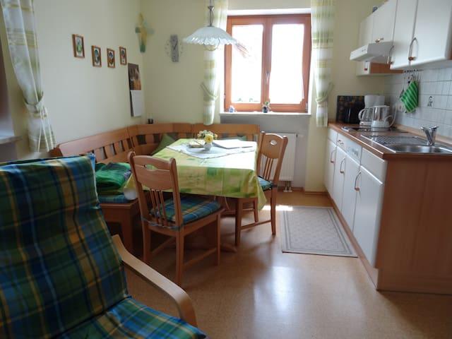 Katzenkorb-Apartment. - Dietersburg - Appartement