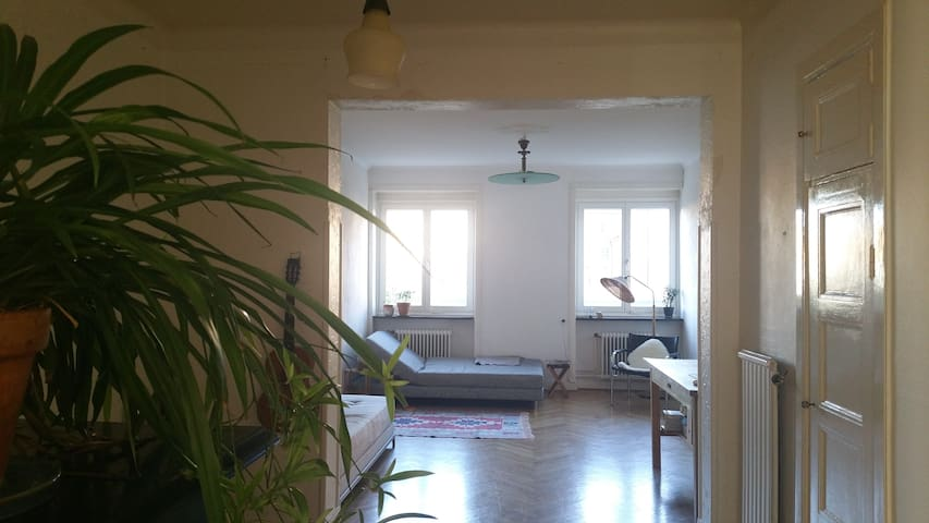 Charming and airy 1930´s flat in a great location - Malmö - Leilighet