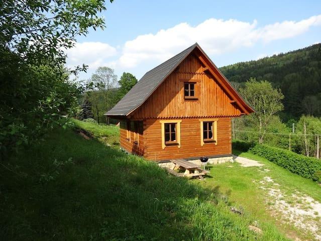 Roubenka - beautiful house - Horní Maršov - 獨棟