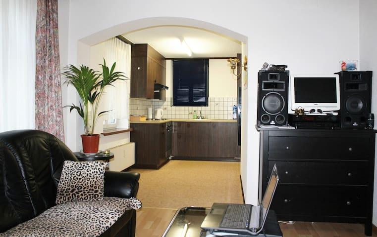Gemütlich eingerichtete 2,5 Zimmer Studio - Altstätten - Lägenhet