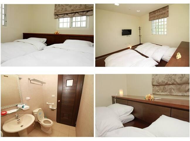 193樂奇民宿-1樓通舖套房 - Guangfu Township - Guesthouse