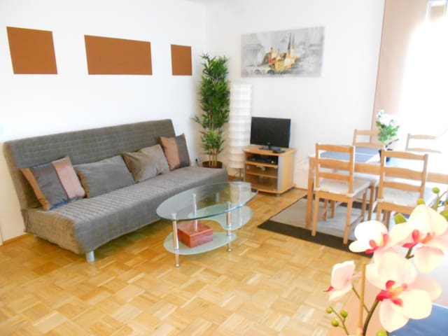 Apartment Hofgarten - Regensburg - Leilighet