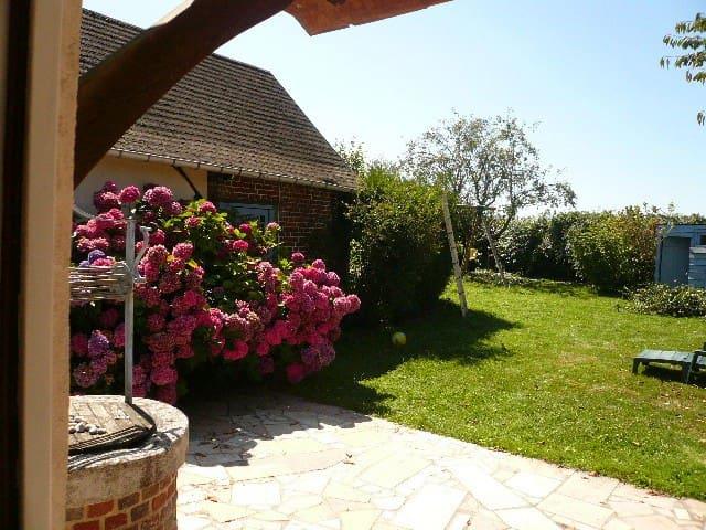 2 chambres à 15 min de Rouen - Fresne-le-Plan - Casa