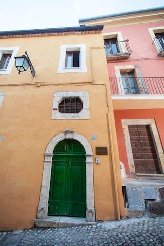 Apartment with garden and gazebo - Fontechiari - Haus