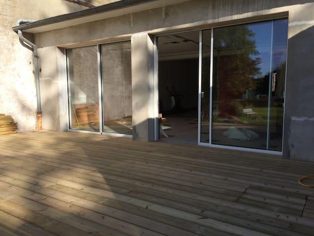 Chambres disponibles maison confort - Abbeville - Casa