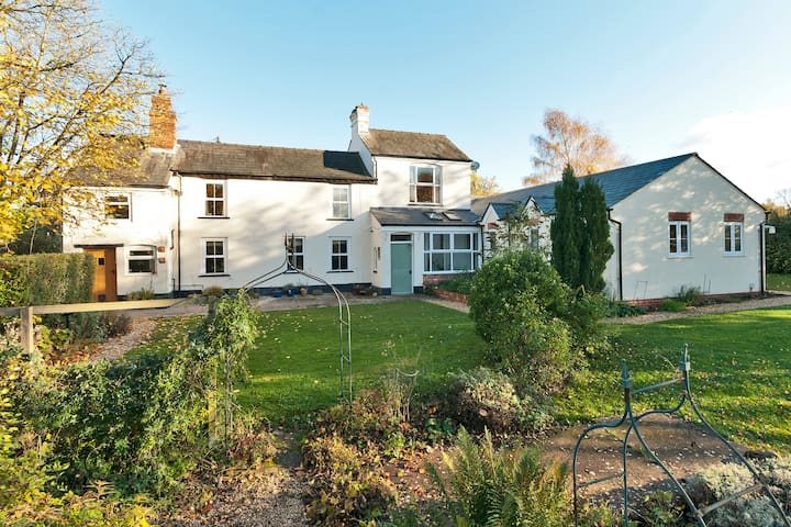 self catering annexe - Ledbury - Appartement