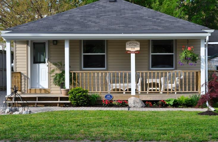 LakesEdge Cottage perfect location - Niagara-on-the-Lake - Casa de campo