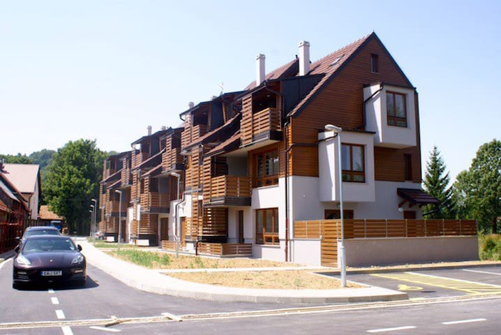 Charming new apartment - Mrkopalj