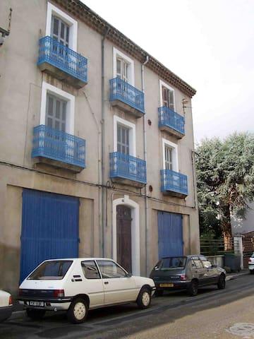 First floor flat Besseges, Cevennes - Bessèges - Lägenhet