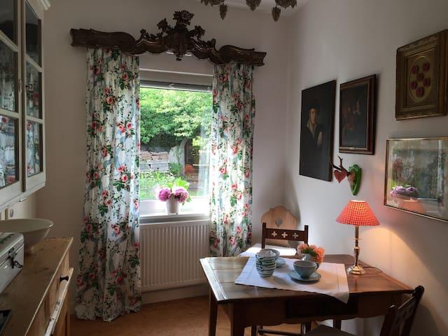 Charmantes Ferienhaus für 2- 3 Personen a.d. Mosel - Treis-Karden