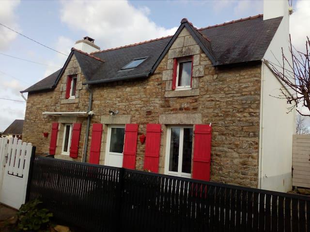 Maison de pêcheur Finistère Sud - Riec-sur-Bélon - Casa