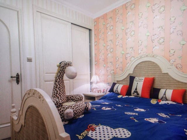 Nordic style room - 布莱克本 - Huis
