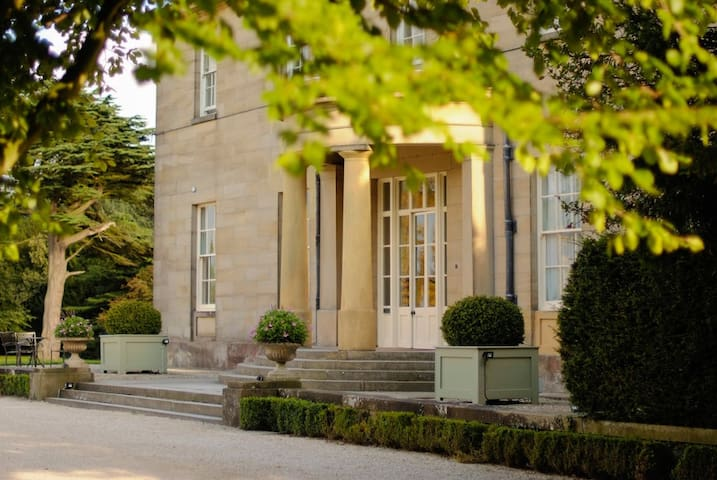 Laxton Suite in Stately Home - Saltmarshe - Bed & Breakfast