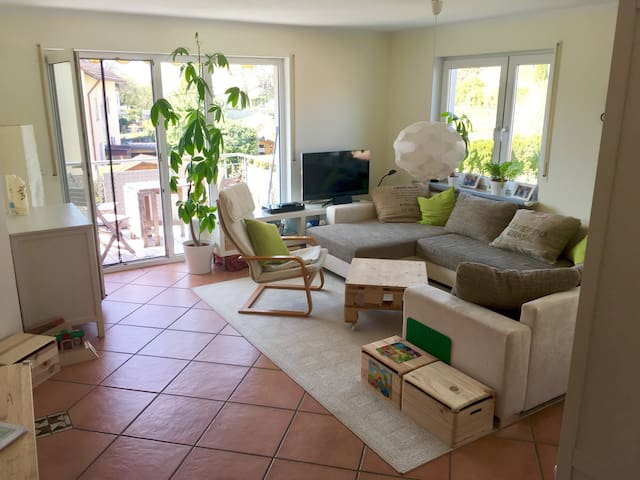 Nice apartment for couples and family with kids - Konstanz - Apartamento