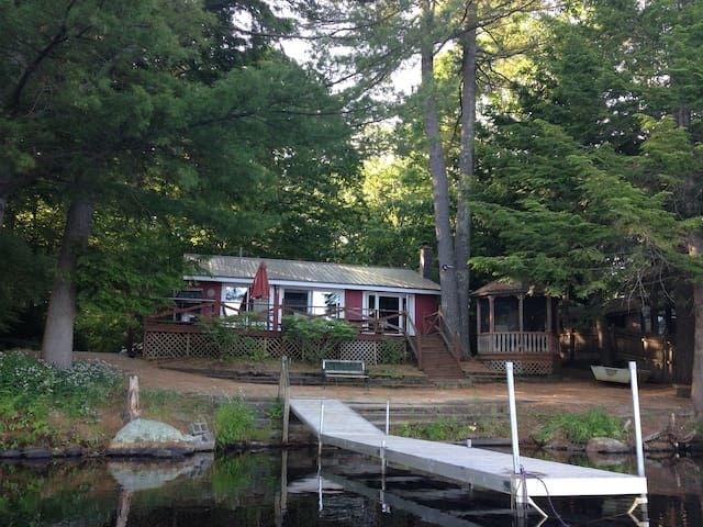 Maine Lakefront Cottage 90 Minutes From Boston! - Sanford - Cabaña