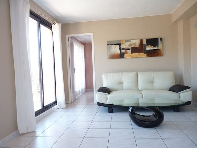 appartement le paisible - Bendejun - Wohnung