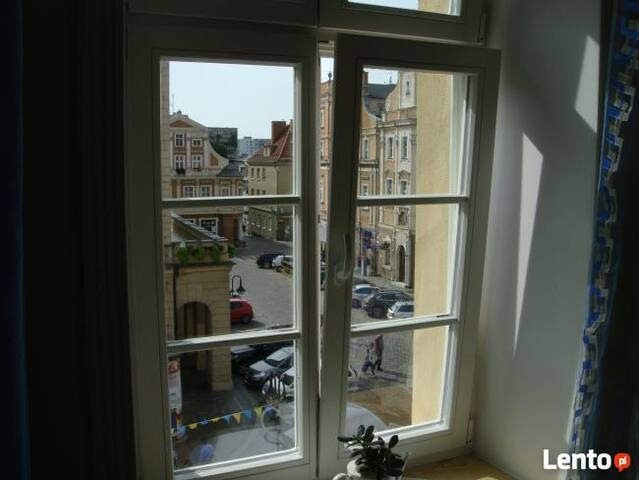 Mieszkanie na rynku/Apartment in heart of old town - Opole - Byt