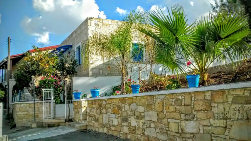 Tzionis Petroktisto (Holidays Stonehouse) - Lympia - Maison