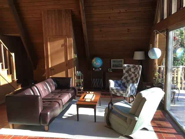 Callaway Calling, Restorative Midcentury Retreat - Pine Mountain