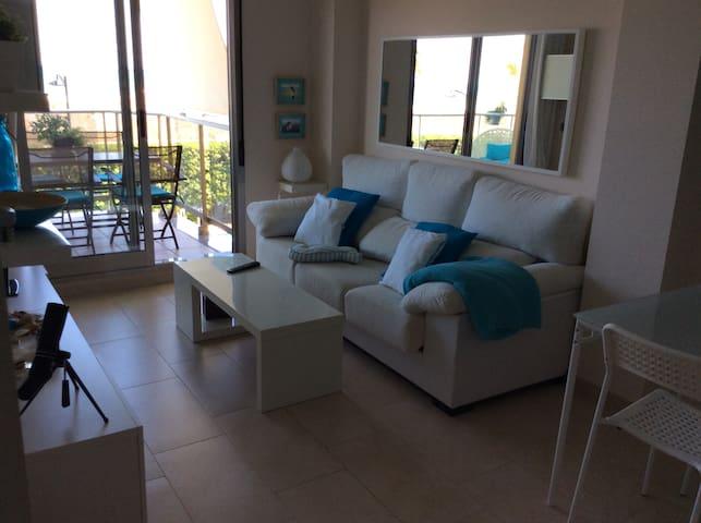 Apartamento primera línea de Playa - Guardamar de la Safor - Apartamento