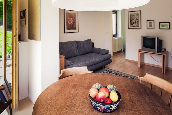 One bedroom apartment next to lake - Bled - Departamento