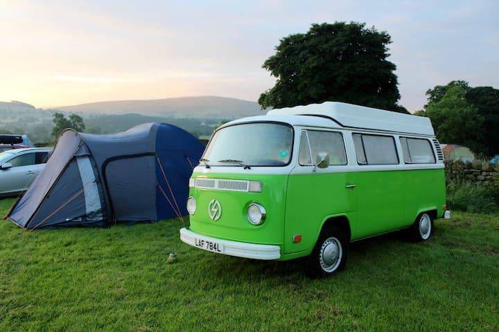 Indie - The Electric Classic Camper Van - Farnham - Husbil/husvagn
