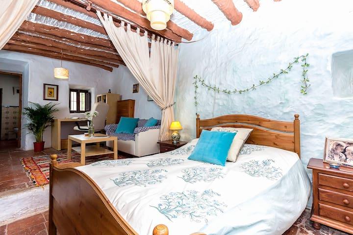 Gorgeous Andaluz Farmhouse Malaga 1 - Colmenar