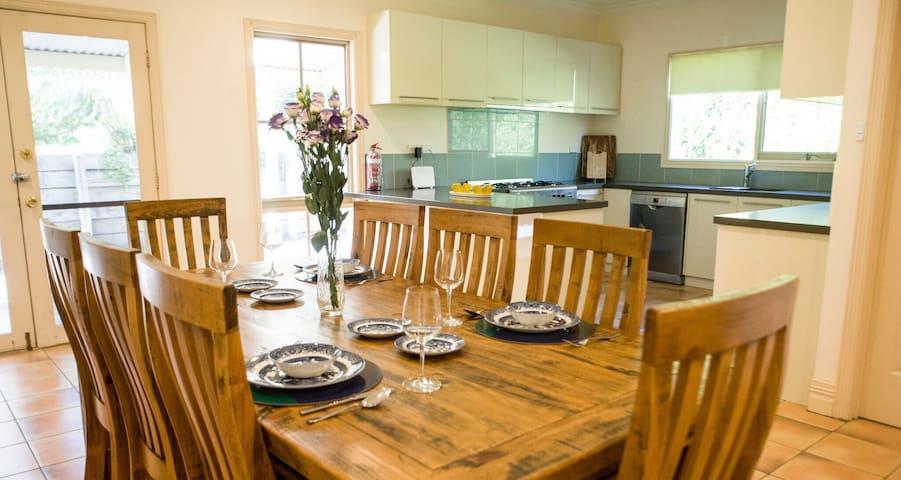 5Bedroom,Beautiful&ComfyFamilyHouse - Healesville - Casa